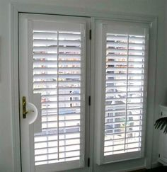 wood shutters for french doors   boyd s blinds and drapes hunter douglas priority dealer graber kirsch ...