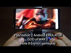 DamonPS2 Pro - GOD of WAR 2 - Galaxy Note 8 Exynos PS2 android emulator - Andrasi.ro