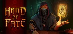 Deckbuilding comes to life in Hand of Fate! An infinitely replayable series of quests - earn new cards, build your deck, then try to defeat it! In a cabin at the end of the world, the game of life and death is played. Draw your cards, play your hand, and discover your fate.