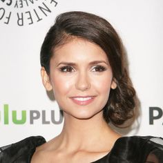 The stars came out in droves for this year's PaleyFest looking as fresh and chic as ever. Take Nina Dobrev, for instance, who sported perfect makeup at a Eid Makeup, Bridal Makeup, Wedding Makeup, Makeup Inspiration, Makeup Ideas, Perfect Skin, Nina Dobrev, Makeup Looks, Makeup Style