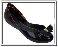 Mel by Melissa Queen III-Black/Tortoise-Mel by Melissa,Melissa,Mini Melissa Shoes,Toddler Shoes,Glitter Shoes,Mini Melissa Scottsdale,Mini M