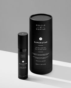 Superstar Retinoid Night Oil 30ml - Pestle & Mortar