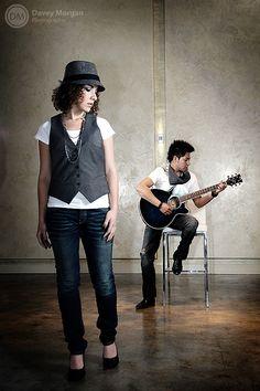 Band and Musician Portraits | Davey Morgan Photography