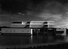 Miyazaki Perfectural Comprehensive Youth Center, Seaside Home | 1975 |Miyazaki, Japan | Sakakura Associates