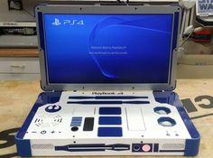 Extrem de util pentru Gameri – Laptop-ul PlayStation 4 http://www.gadgetlab.ro/extrem-de-util-pentru-gameri-laptop-ul-playstation-4/