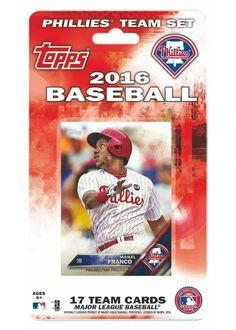 2016 Topps MLB Team Set - Philadelphia Phillies