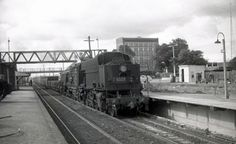 Memories From A Day's Trainspotting In The 1960s - Steam Train Pictures