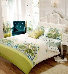 Quality Cotton Satin Dobby Fabric Duvet Quilt Covers Queen Bed In A Bag Sets Silver Floral