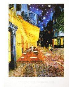 Vincent van Gogh, Nachtcafe