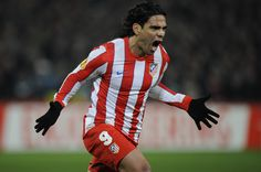 Manchester City sueña conquistar Europa con los goles de Falcao García