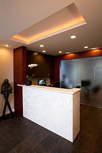 Province Dental - Reception Desk