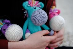 FurlsCrochet | January Amigurumi CAL Part Two - Molly The Magical Unicorn