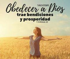 Obediencia = amar a Dios.