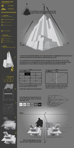 3-Point Perspective Study 36CW by JustIRaziel.deviantart.com on @deviantART