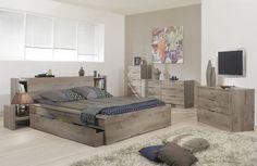 26 têtes de lit avec rangement intégré pour votre chambre - Des idées