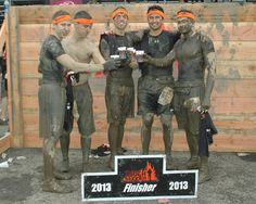 [WOTM, 11/2013] Prepare Your Body For Battle With The Tough Mudder Training Plan