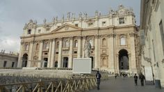 San Pietro Facade