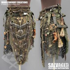post apocalyptic costumes for television, movies, stage and larp Mode Apocalypse, Apocalypse Costume, Apocalypse Fashion, Apocalypse Armor, Apocalypse Aesthetic, Apocalyptic Clothing, Post Apocalyptic Costume, Post Apocalyptic Fashion, Larp