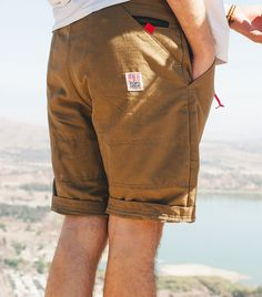 Topo Designs Mountain Shorts