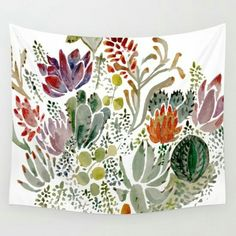 Cool pillow or tapestry design