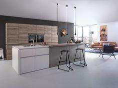 SYNTHIA-C | CERES-C › Kunststof toplaag › Modern style › Keukens › Keuken | LEICHT – actueel keukendesign voor modern wonen