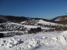 Winterlandschaft Natur