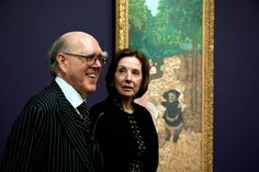 Texas Couple Pledges Art Collection to the Musée D'Orsay - The New York Times