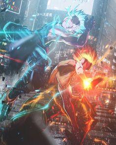 N 6 Anime, Fanarts Anime, Anime Demon, Anime Guys, Anime Art, My Hero Academia Shouto, My Hero Academia Episodes, Hero Academia Characters, Anime Characters