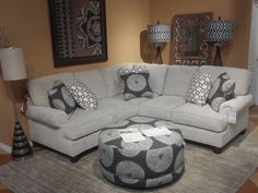 Craft Master Sectional