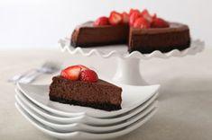 Nuestro mejor cheesecake de chocolate  Receta - Comida Kraft