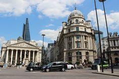 Royal Exchange/ Gringotts bank