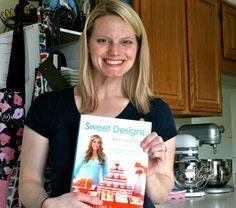 Rachel from Alaska has joined the #SweetDesigns virtual book club!