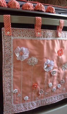 Fabric Crafts, Sewing Crafts, Sewing Projects, Art Deco Curtains, Sewing Tutorials, Sewing Patterns, Diy And Crafts, Arts And Crafts, Towel Crafts