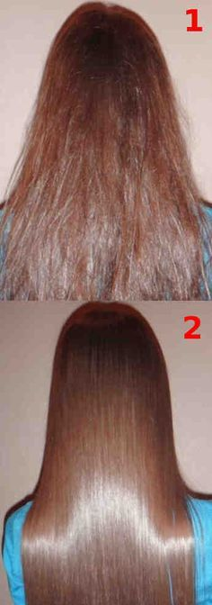 Milagrosa mascarilla para el cabello dañado