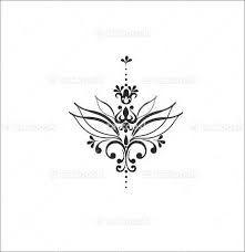Resultado de imagem para under boob sternum tattoo designs Sternum Tattoo Design, Lotusblume Tattoo, Lotus Tattoo, Mandala Tattoo, Tattoo Designs, Lotus Mandala, Unalome Tattoo, Tattoo Moon, Tattoo Ideas