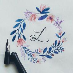 L #calligrafikas