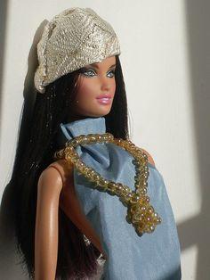 Top Model Teresa Barbie doll, via Flickr.