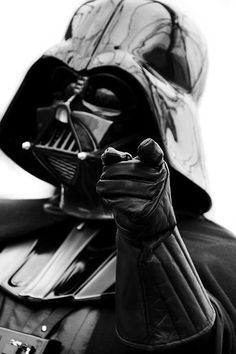 Darth Vader Wants You