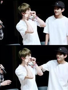 Jin + V