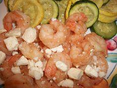 Sandy's Kitchen: Cajun Shrimp