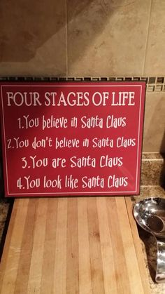 I don't believe in Santa, and I don't teach kids to, either. But I DO believe this funny. #christmasmemes