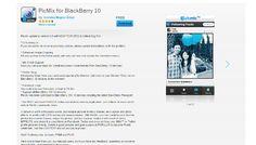 BlackBerry is still one of the top smartphone operating systems out in this rapidly changing tech-world not like iphone or android phones, but yes there is some progress of smartphone applications,…
