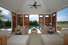 Outdoor Living by Clemens Bruns Schaub Architect Outdoor Rooms, Outdoor Living, Miami Houses, British Colonial, Best Interior, Interior Design, Coastal Homes, Ideal Home, Future House