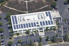 Central Health in Diamond Bar, CA 71.8 kW system