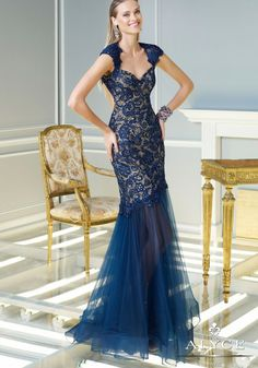 Alyce Paris Prom Dresses - 2014 Prom Dresses - International Prom Association #ipaprom