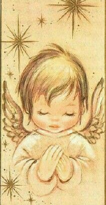 Little angel in adoration and prayer . Angel Images, Angel Pictures, Christmas Drawing, Christmas Paintings, Pintura Tole, Christmas Graphics, Fantasy Paintings, Angel Art, Fairy Art