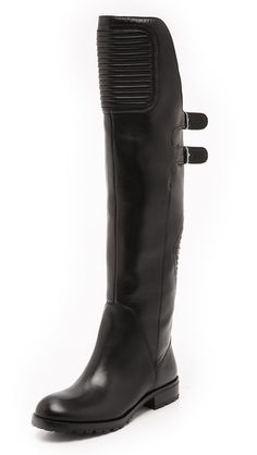 Marc by Marc Jacobs Easy Rider Flat Tall Boots