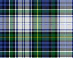Campbell Dress Clan TartanWR21