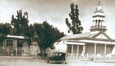 Iglesia de Punta Negra.