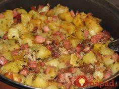 Archívy Recepty - Page 12 of 98 - Babičkine rady Slovak Recipes, Czech Recipes, Keto Recipes, Cooking Recipes, Ethnic Recipes, Power Salad, Good Food, Yummy Food, Aesthetic Food